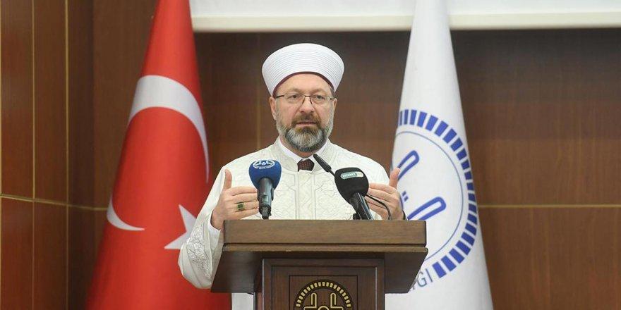 """""""İslam'a hizmet yolunda yorulmak, üşenmek yok"""""""