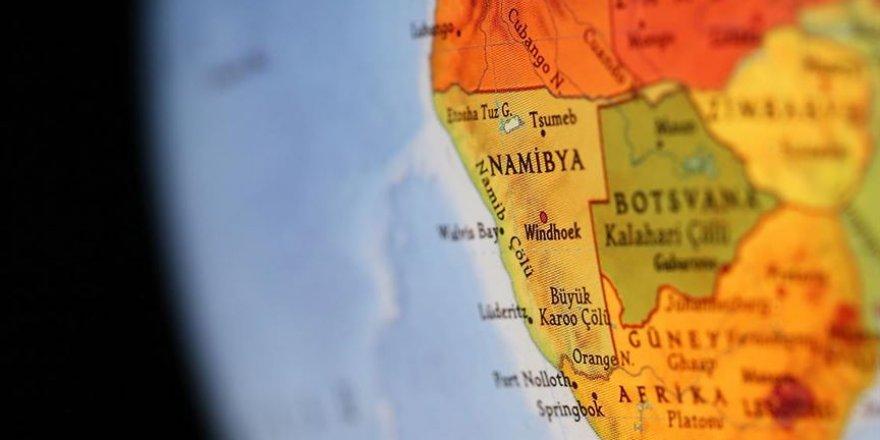 Namibya'da kuraklık nedeniyle 350 bin kişi açlık tehlikesiyle karşı karşıya