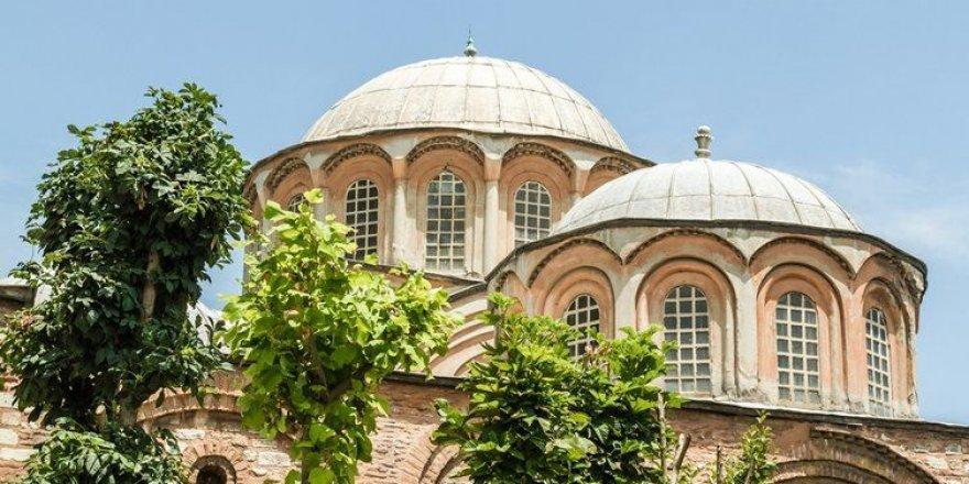 75 yıl önce müze yapılan Kariye Cami Ayasofya halıları ile açılıyor