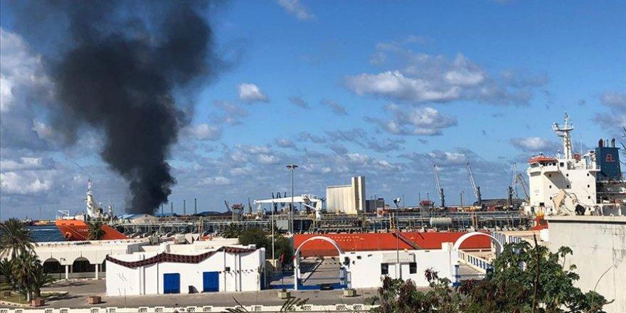 BM, darbeci Hafter'in Trablus Limanı saldırısını kınadı