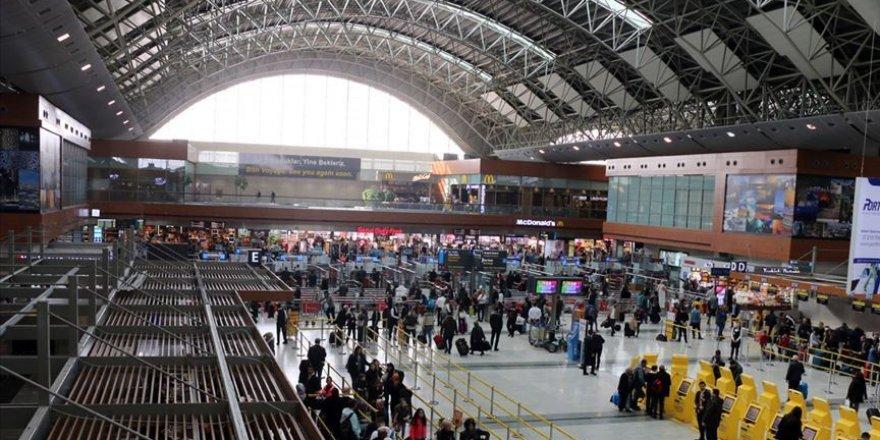 İstanbul Sabiha Gökçen Havalimanı, ocak ayında yolcusunu 177 bin artırdı