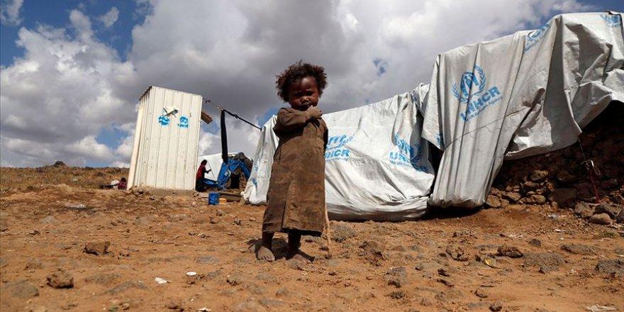 UNICEF Arap koalisyonunun Yemen'e saldırısında 19 çocuğun öldürüldüğünü doğruladı