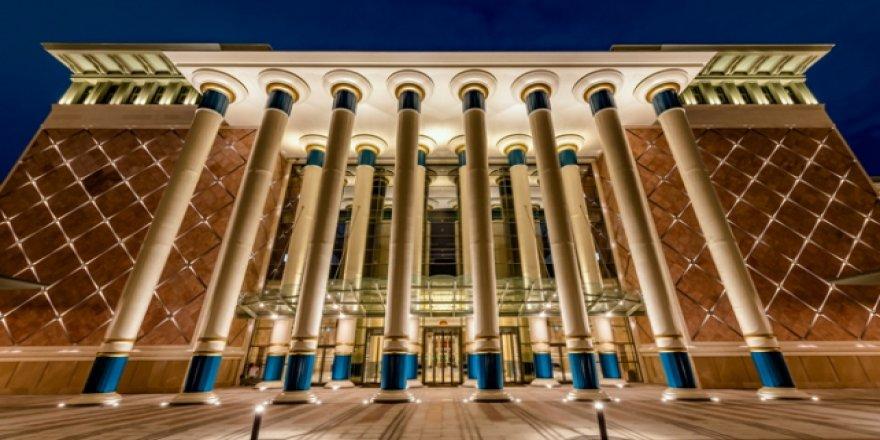 Türkiye'nin en büyük kütüphanesi açıldı
