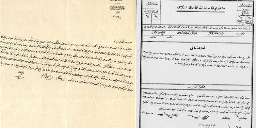 Osmanlı'dan günümüze devletin şefkat eli afetzedelerin üzerinde