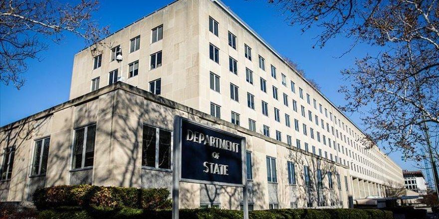 ABD Dışişleri Bakanlığından İdlib için Türkiye'ye taziye ve destek mesajı