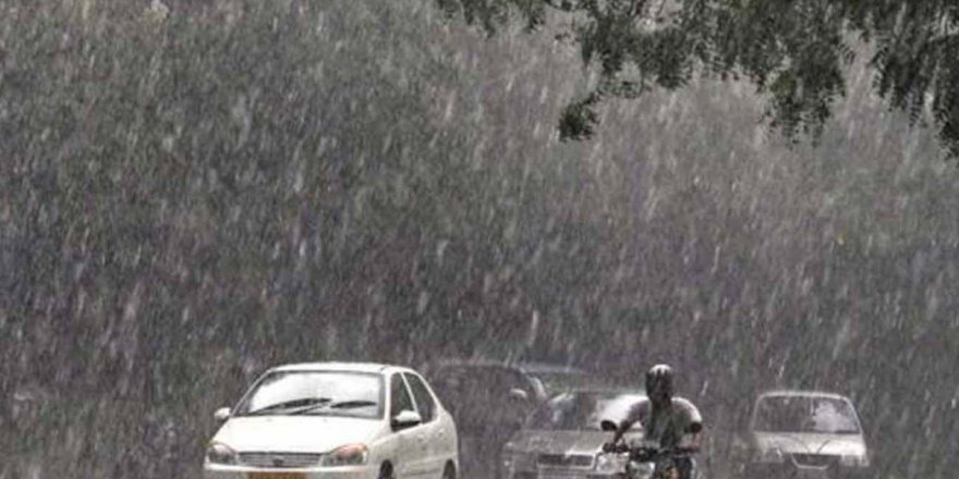 Meteorolojiden Güneydoğu Anadolu Bölgesi için kuvvetli yağış uyarısı