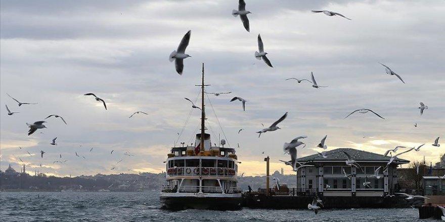Marmara Bölgesi'nde havanın parçalı ve çok bulutlu geçeceği tahmin ediliyor