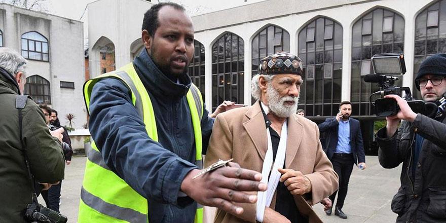 Londra'da boynundan bıçaklanan müezzin: Kalbimde nefret yok saldırganı affettim