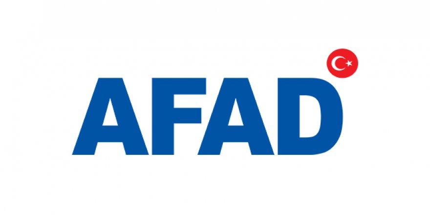 AFAD, hasarlı yapılara girilmemesi konusunda uyardı