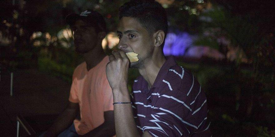 Her üç Venezuelalıdan biri açlık tehlikesiyle karşı karşıya