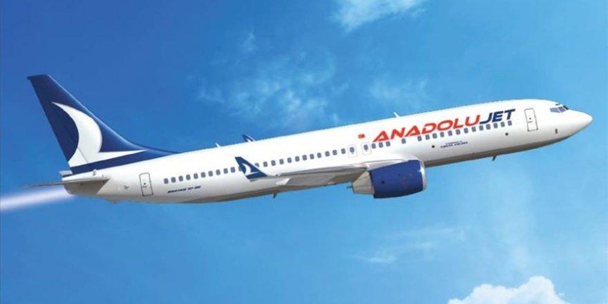 AnadoluJet'ten yurt dışına 1 dolardan başlayan fiyatlarla yolculuk imkanı