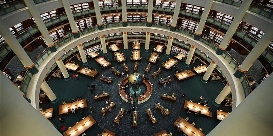 65 kilo ağırlığında Kur'an'ın bulunduğu Millet Kütüphanesi 7/24 açık