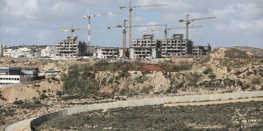 İsrail'den Yahudi yerleşimciler için Batı Şeria'ya 46 bin yeni konut inşa planı