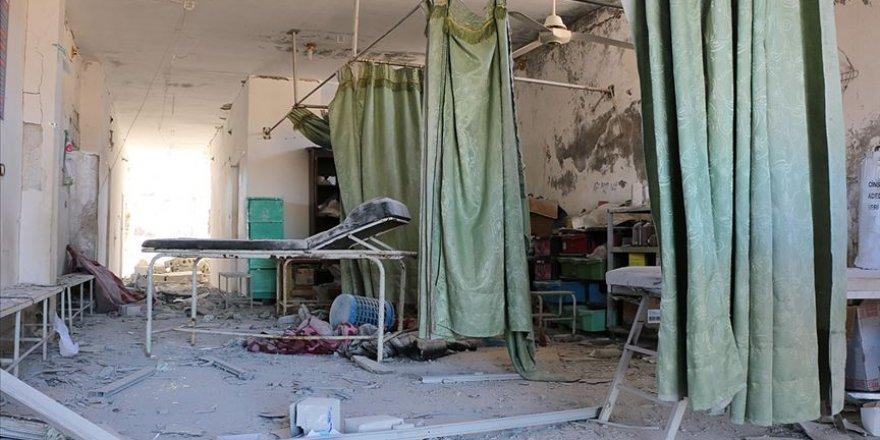 Rusya, İdlib bölgesinde 70'ten fazla hastaneyi bombaladı