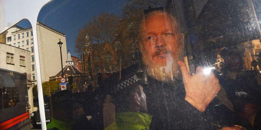 Assange'ın adil yargılanma hakkının ihlal edildiği öne sürüldü
