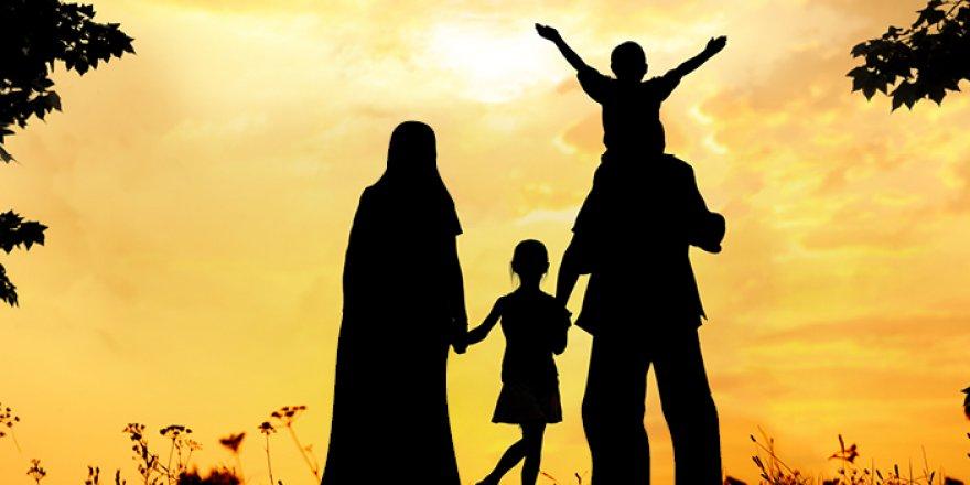 Türkiye'de geçen yıl ortalama hanehalkı büyüklüğü 3,35 kişi oldu