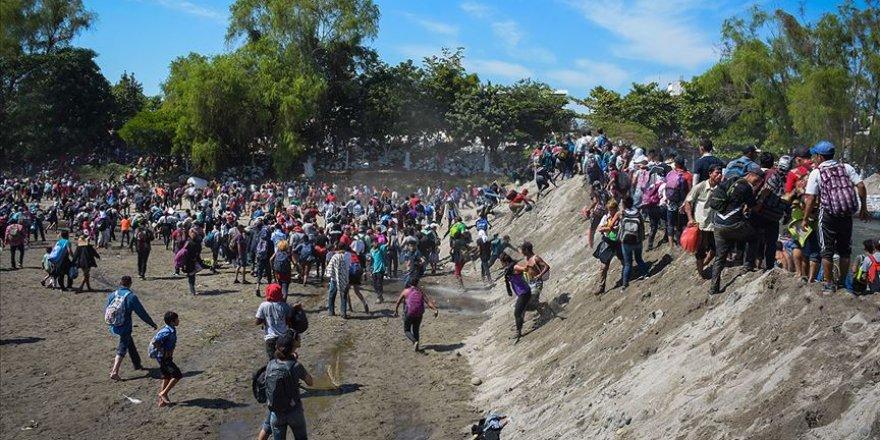 ABD'ye gitmeye çalışan göçmenlerden 318'i yolda hayatını kaybetti