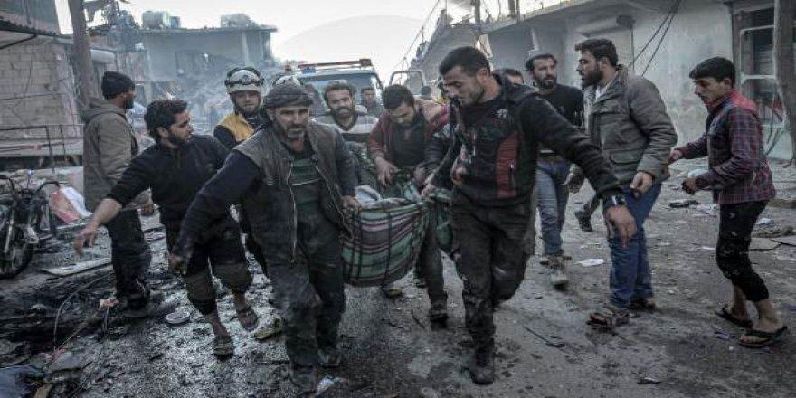 Avrupa basını İdlib konusunda birleşti: Felaket durdurulsun