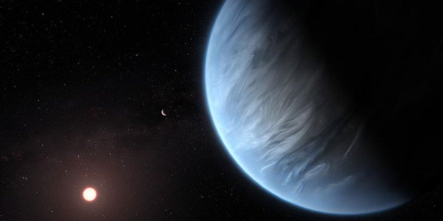 Öte gezegen K2-18b'de yaşam için elverişli koşulların var olabileceği tespit edildi