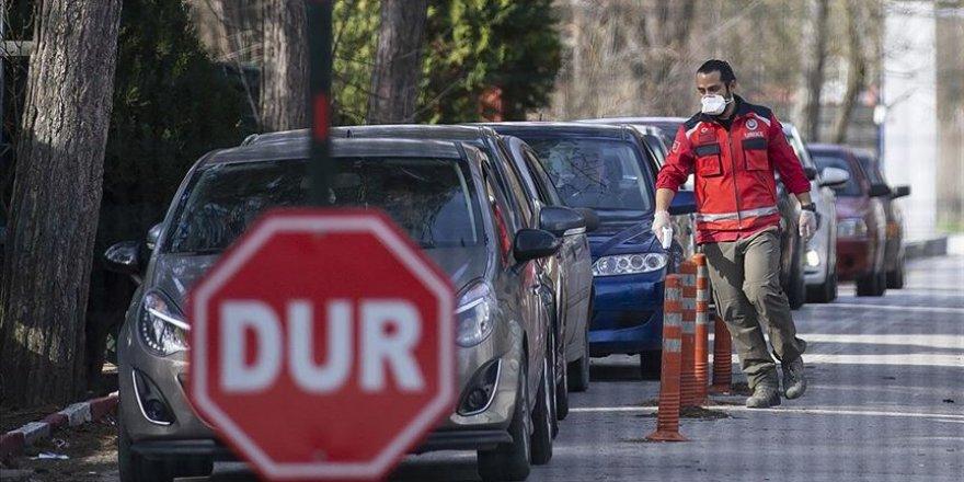 Avrupa'ya açılan sınır kapılarında koronavirüse karşı önlemler alındı