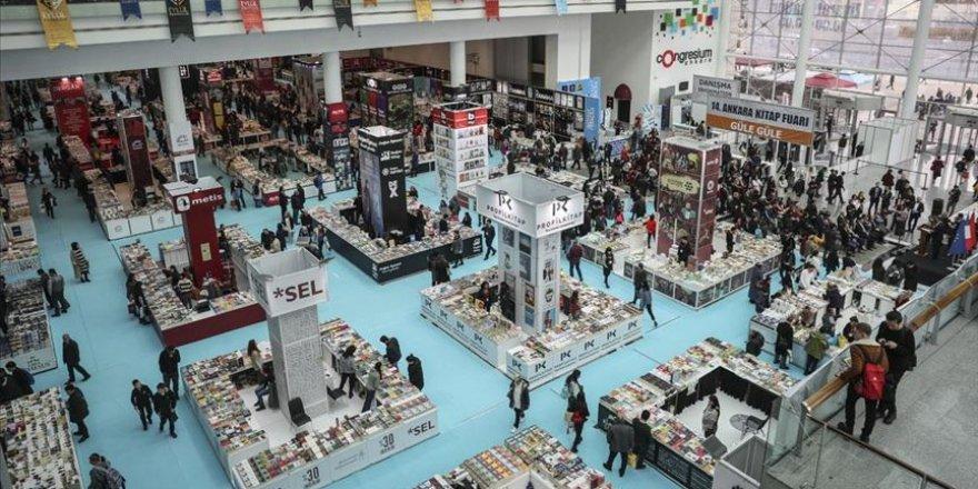 14. Ankara Kitap Fuarı açıldı