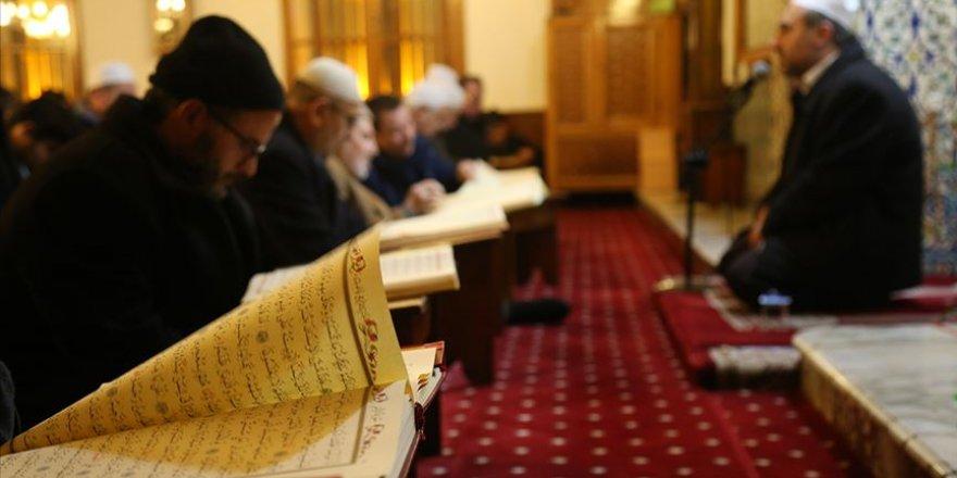 Bahar Kalkanı Harekatı için camilerde için Fetih Suresi okunacak