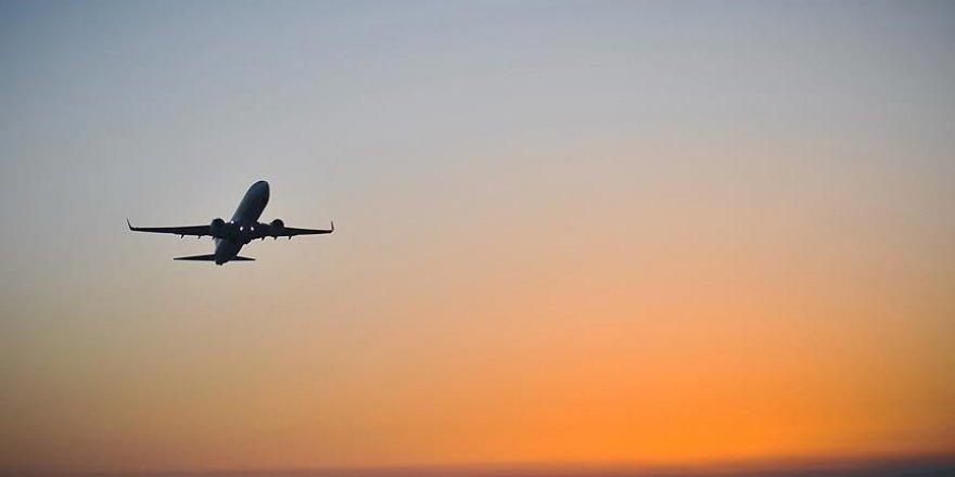 Hava yoluyla taşınan yolcu sayısı 2 ayda 26 milyonu geçti