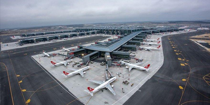 İstanbul havalimanları iki ayda sefer ve yolcu sayısını arttırdı