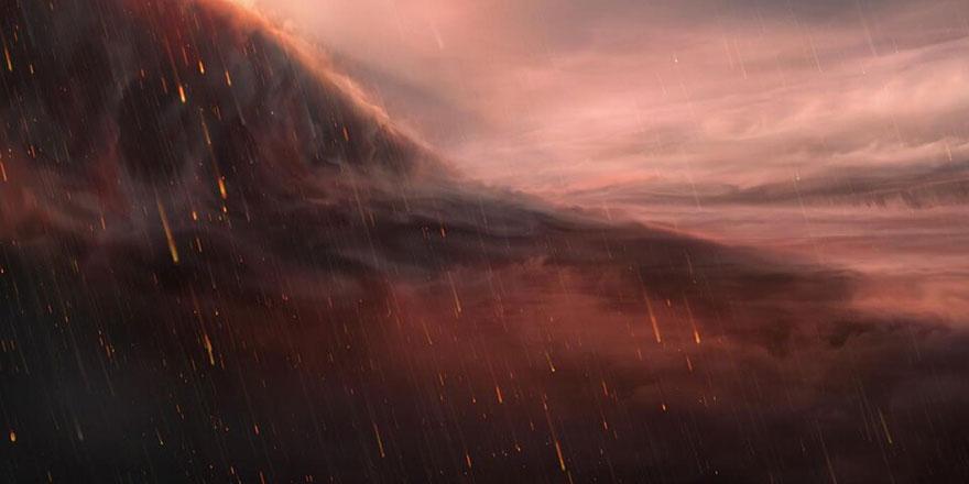 Subhanallah! Gökten demir yağdırılan gezegen keşfedildi