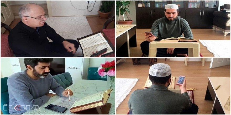 Dini Yüksek İhtisas Merkezleri kurslarında uzaktan eğitim dönemi