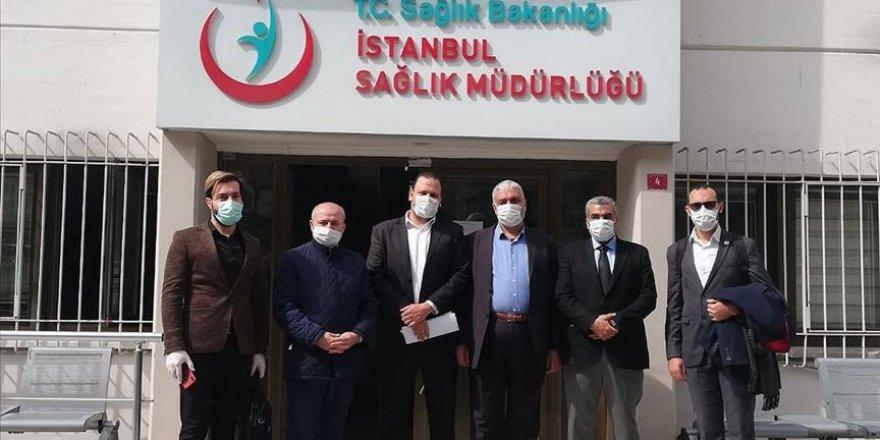 Suriyeli doktorlar, Türkiye'ye destek olmak istiyor
