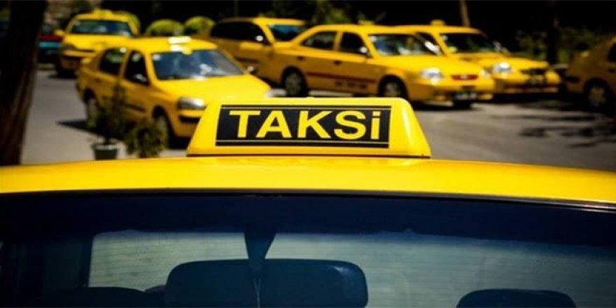 İçişleri Bakanlığı yeni genelge gönderdi! Taksiler ile ilgili açıklama