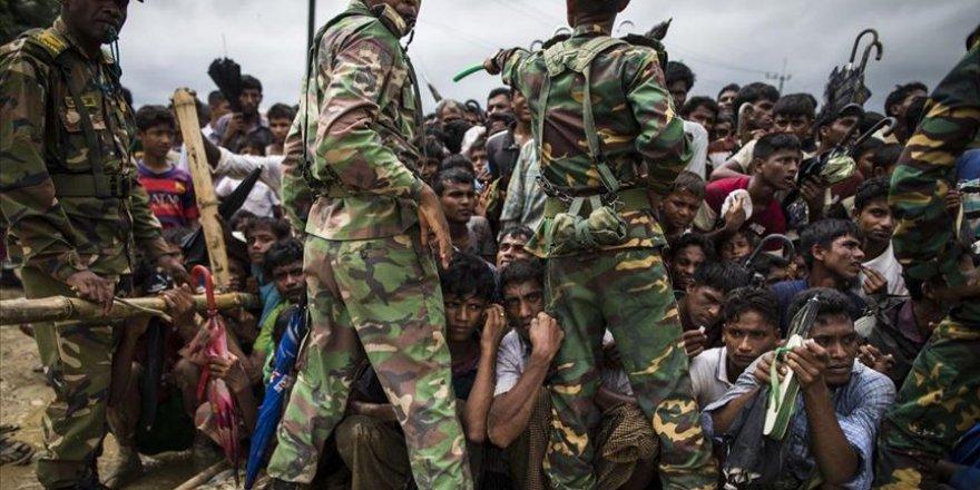 Arakan Rohingya Birliğinden Arakanlı Müslüman mültecileri 'Kovid-19'dan koruyun' çağrısı