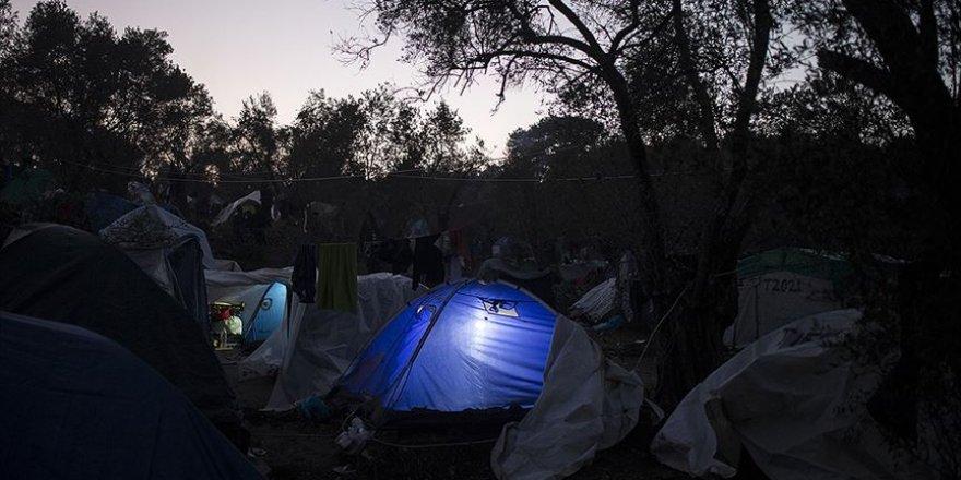 Yunanistan'da sığınmacılar arasında ilk koronavirüs vakası tespit edildi