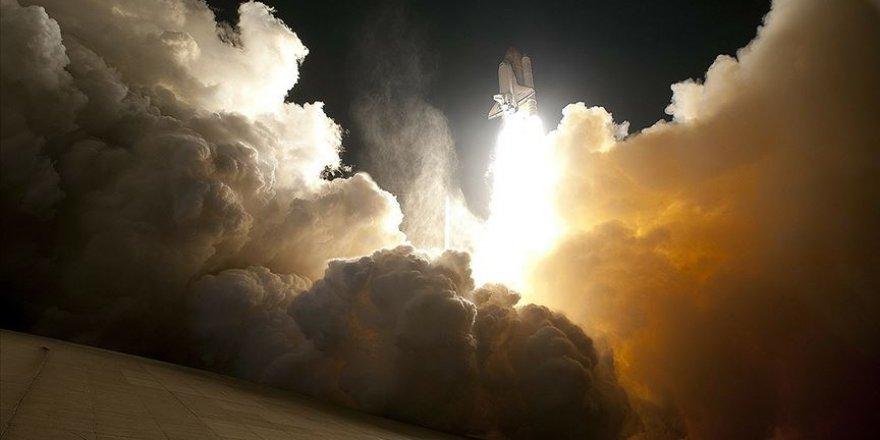 Astronot olmak için NASA'ya 12 binden fazla kişi başvurdu