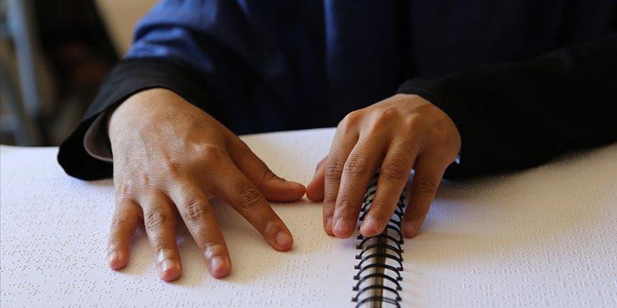 MEB metni Braille alfabesine çeviren program geliştirdi