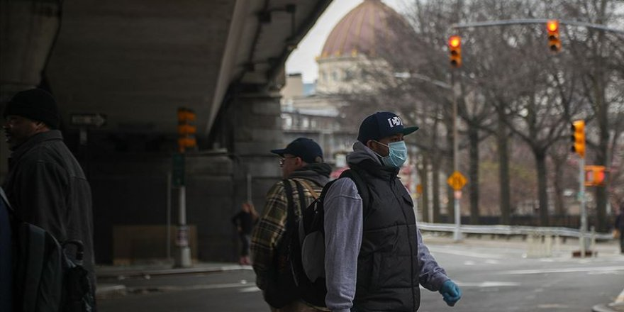 ABD'de işsizlik başvuruları Kovid-19'un etkisiyle yeni bir rekora ulaştı