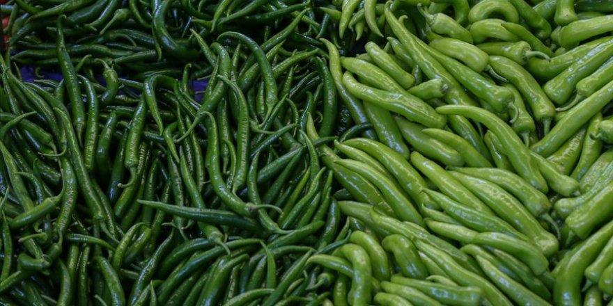 Martta fiyatı en fazla artan ürün sivri biber, en çok düşen havale ücreti
