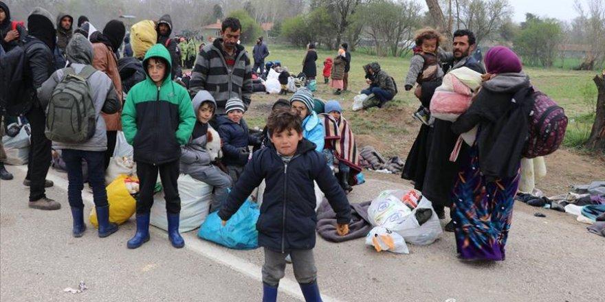 AP üyelerinden Yunanistan'daki mülteci kamplarında Kovid-19'un yayılmaması için önlem çağrısı