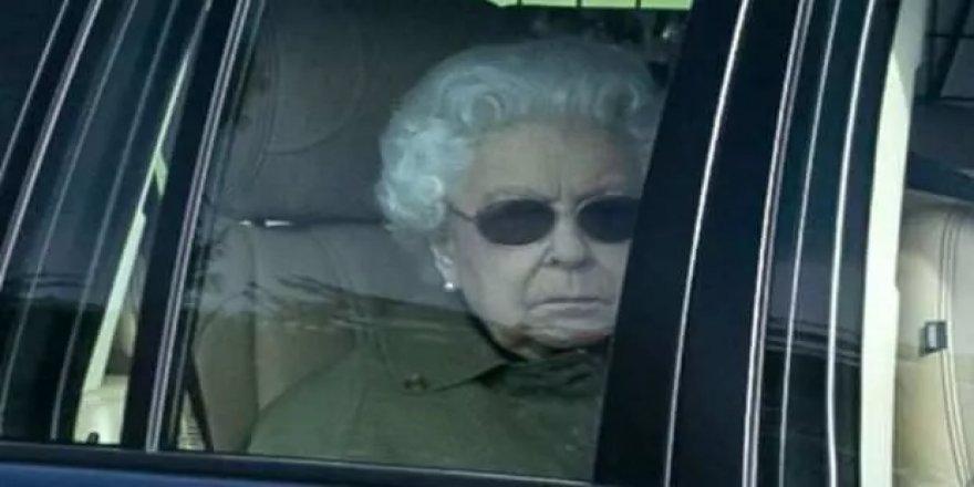 Karantina altındaki Kraliçe Elizabeth tehlikede