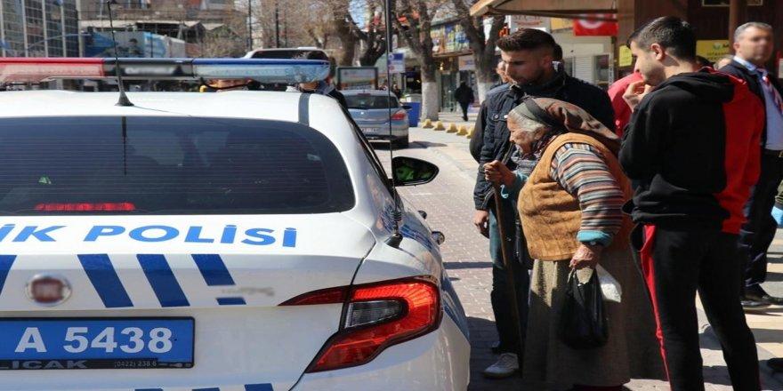 Sokağa çıkma kısıtlamasını ihlal eden yüzlerce kişiye para cezası verildi