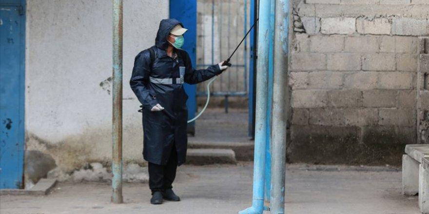 Filistin'de Kovid-19 vaka sayısı 217'ye yükseldi