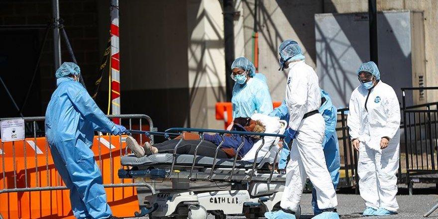 Tedavi gören Kovid-19 hasta sayısı dünya genelinde 1 milyonu aştı