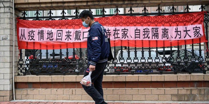 DSÖ ekibi Wuhan'da çalışmalara başladı