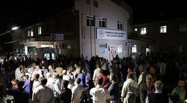 Terör örgütü PKK, Kulp'ta köylülere saldırdı