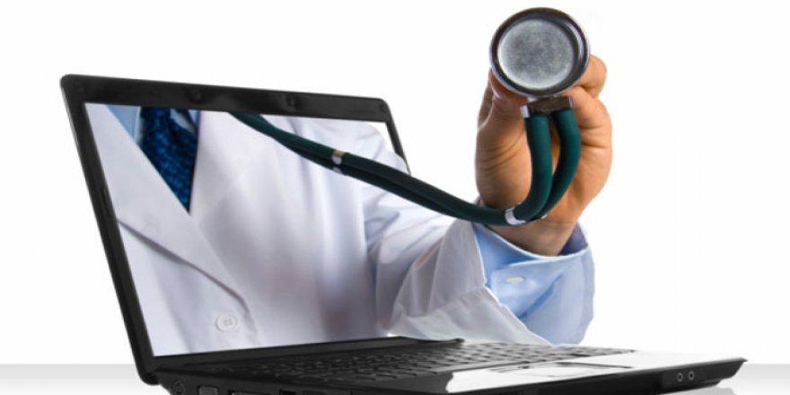 Hastanelerde oluşan yoğunluk online görüşmelerle azaltılacak