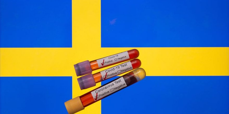 İsveç'te Kovid-19'dan ölenlerin sayısı 4 bin 656'ya yükseldi