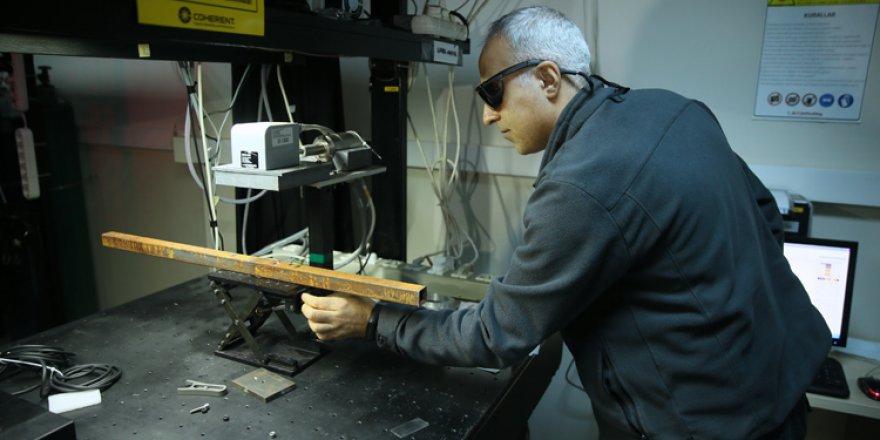 Yüzey temizliğinde kumlama tekniğinin yerini lazer teknolojisi alacak