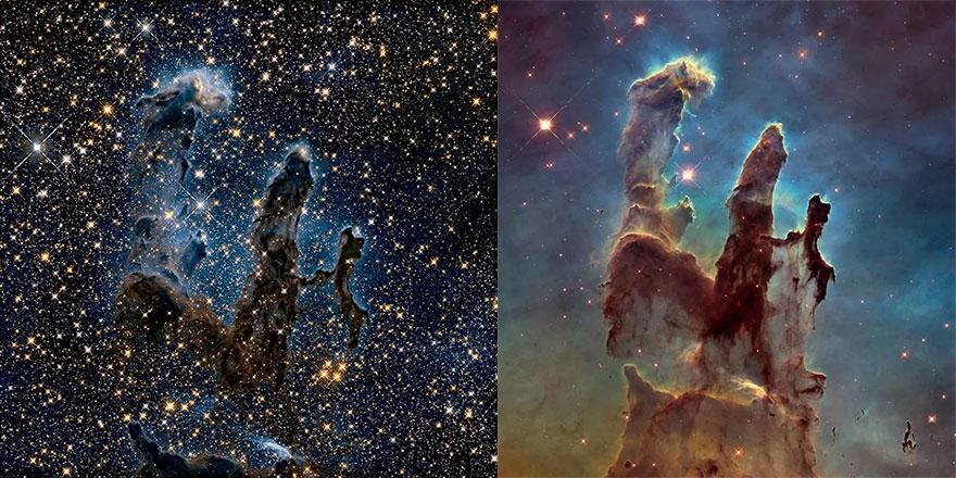 Uzaydaki muhteşem sanat