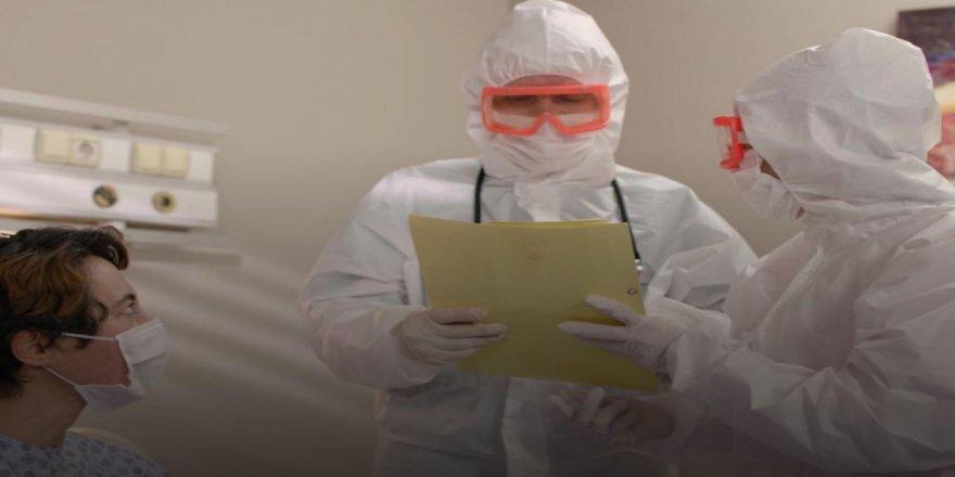 İletişim Başkanlığı sağlık çalışanları için kamu spotu hazırladı